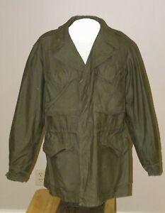 Original WW2 M-43 Field Jacket Excellent Condition