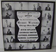 The Bluesmen of the Muddy Waters Chicago Blues Band Spivey Records LP 1008