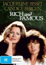 Rich And Famous - JACQUELINE BISSET/CANDICE BERGEN - (DVD, 2008) PAL R4 - NEW