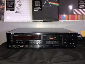 JVC KD-V6 Vintage 3 Head Hi-Fi Stereo Cassette Deck Works Great!