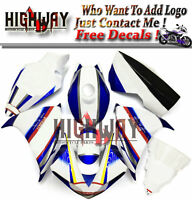 Motorcycle ABS Fairings Body Work Kits Set fit Yamaha YZF R1 09-11 2009-2012