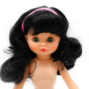 Muñeca Sintra desnuda 42 cm nuevo modelo mejorado. Similar Nancy Famosa