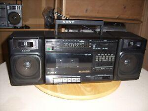 Radiorecorder/Ghettoblaster Sony CFS-1250L - gut erhalten -