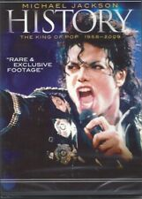 MICHAEL JACKSON HISTORY OF THE KING OF POP 1958-2009 DVD