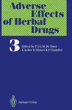 Adverse Effects of Herbal Drugs, Vol. 3-ExLibrary