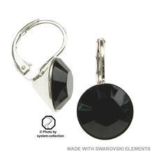 Handgefertigte versilberte Hakenverschluss Mode-Ohrschmuck