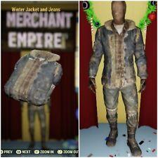 Fallout 76 Xbox One-Winterjacke und Jeans (seltene Beschwerde)