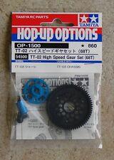 Tamiya RC TT-02 High Speed Gear Set 68T # 54500