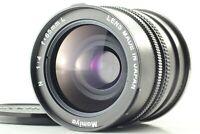 【MINT】 Mamiya N 65mm f4 L MF Medium Format Lens For Mamiya 7 II From JAPAN #923