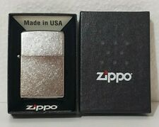 New in Box. Zippo Classic Street Chrome (207) Lighter