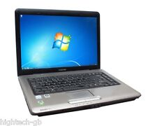 "Toshiba Satellite Pro L300/A300 15.4"" Intel DualCore 2GB Ram 80GB HDD DVDRW Win7"
