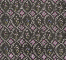 DESIGNERS GUILD FABRIC ROYAL COLLECTION CARRACK  SILK AMETHYST FRC2409/02