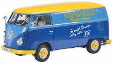 """Schuco 450027900 VW T1 Kastenwagen """"Nürnberger Nachrichten"""" 1:18 NEU OVP"""