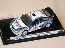 D. McGarrity - Donegal Rally 2013 - FORD FOCUS WRC 1/43 IRISH TARMAC RALLY