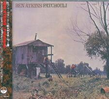 Ben Atkins - Patchouli Japan CD Rare Import PCD-5171 NEW