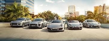 Porsche Parts AU