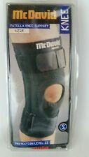 Patella Knee Support Brace Spring Steel Stays Small McDavid 421R Neoprene New