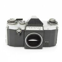 Zeiss Ikon VEB Pentaflex SL Camera Body 35mm Film SLR c. 1968-70