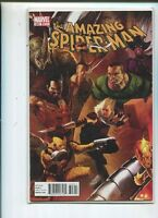 The Amazing Spider-Man #643 Near Mint   CBX 29