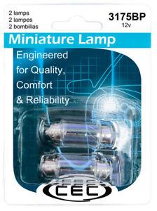Dome Light Bulb-Sedan CEC Industries 3175BP