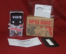 DigiTech Dirty Robot Pedal and Box