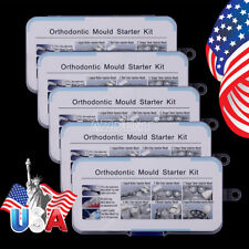 Usa Dental Use Mini Ortho Accessories Injection Mould Kit Quick Builtampaesthetics