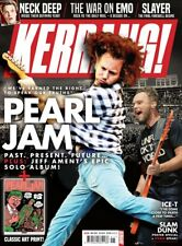 Kerrang 1723 26th MAY 2018 PEARL JAM on the cover