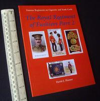 Famous Regiments on Cigarette & Trade Cards - Royal Regiment of Fusiliers Part 2