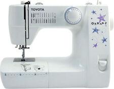 TOYOTA oekaki macchina da cucire + estensione tabella inclusi (NUOVO) (3 ANNI DI GARANZIA)