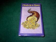 ORACLE DE LA CHANCE - neuf sous film
