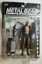 McFarlane Metal Gear Solid Liquid Snake Action Figure NEW
