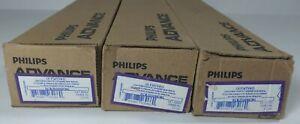 (3) PHILIPS ADVANCE HCN2S5490CWL 347V-480V ELECTRONIC BALLAST 2 F54W/T5 347-480V