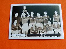 513 EQUIPE TEAM 1960 CCCP URSS  FOOTBALL PANINI UEFA EURO 2012