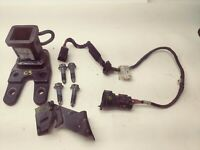 Mercedes W163 ML320 1997 COMPLETE TRAILER TOW HITCH KIT  C9