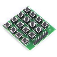 4*4 Matrix Keypad Keyboard Module 16 Botton MCU For Arduino Atmel OZ
