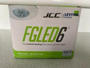 JCC - FGLED6 : White / Dimmable / 6 W / LED