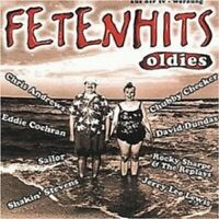 FETENHITS OLDIES 2 CD NEW