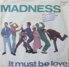 """7"""" 1981 KULT SKA VG+++ ! MADNESS : It Must Be Love"""