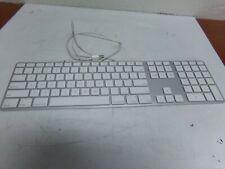 Apple Wired Thin USB Keyboard Model A1243