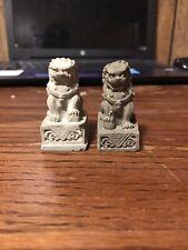 foo dogs pair