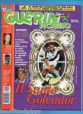 GUERIN SPORTIVO-1998 n.3- EDMUNDO-ZEMAN-BAGGIO -COALCIOM.-GUIDA MONDIAL