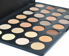 Cosmetic 28 Color Natural Nude Eye Shadow Eyeshadow Makeup Palette Set-NEW #628B