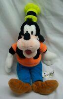 "Walt Disney World NICE CLASSIC GOOFY 12"" Plush STUFFED ANIMAL TOY"