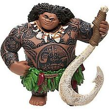 "Disney Moana Maui Demigod Cake Topper Action Loose PVC Figure 4.5"" Figurine Toy"