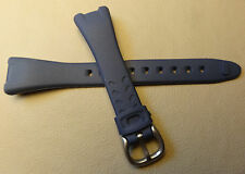 New Small Ladies Womens 30 Lap 14mm Blue/Gray Sport Watch Band MSRP $11.95