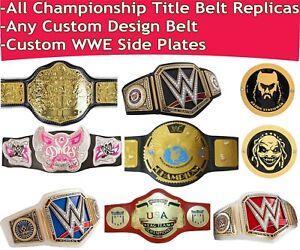All Championship & Custom Wrestling Boxing Fantasy Football  MMA Title Belts
