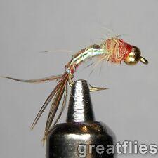 1 dozen (12) - Rainbow Warrior - Bead Head