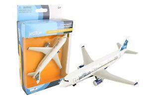 JetBlue Airliner Toy Airplane Diecast with Plastic Parts