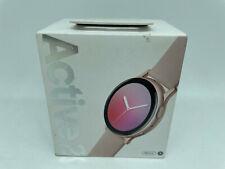 Samsung Galaxy Watch Active 2 SM-R830 40mm Aluminum Case w/ Sport Band