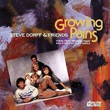 `Dorff, Steve & Friends`-Growing Pains-Theme From Growing Pains & Other 8 CD NEW